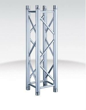 Lighting Alloy Aluminum Square Truss / Non-toxic Spigot Truss