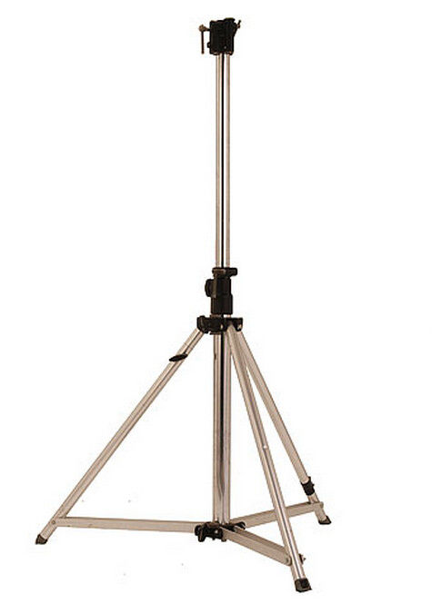 1-1.8M Professional Photography Aluminum Truss Crank Stand for Studio Flash Light